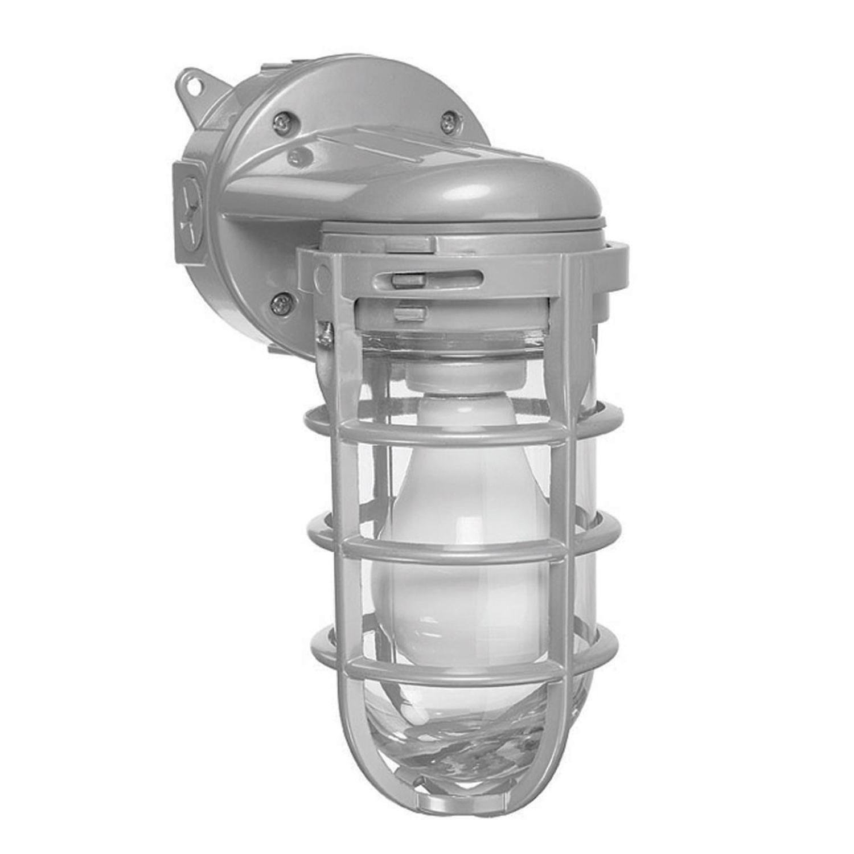 new Carlon E960PGL Clear Polycarbonate Weatherproof Lighting Globe