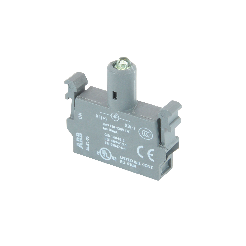 ABB MLBL-05G LBLK LED 110-130V DC G
