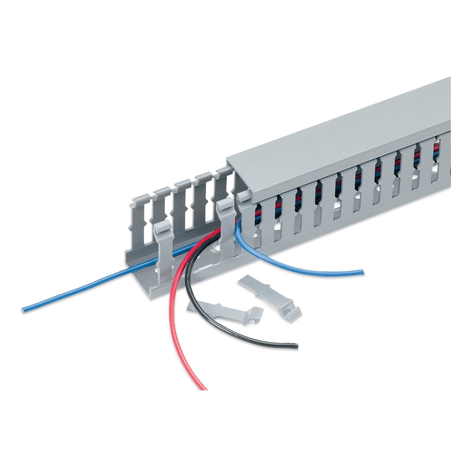 Enclosures, Wireways, Wire Duct and Cable Trays Wiring duct ...