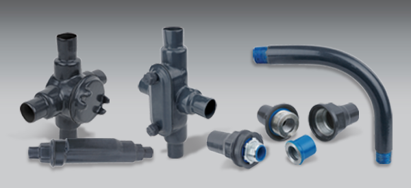Corrosion Resistant Conduit Systems
