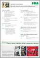 PMA-Wellrohre, Geflechte und Verschraubungen in Maschinenbau-Anwendungen
