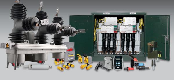 High Voltage Thomas : Cable accessories apparatus