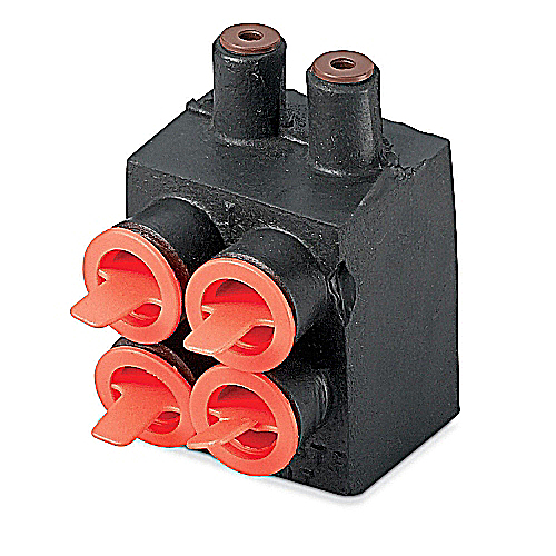 RUBBER INSUL MECHANICAL CONNECTOR
