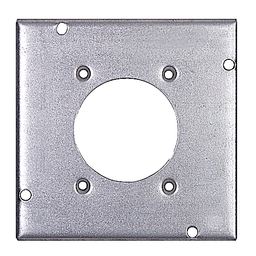 Steel City RSL-13 4-11/16 in. Square Box Surface Cover