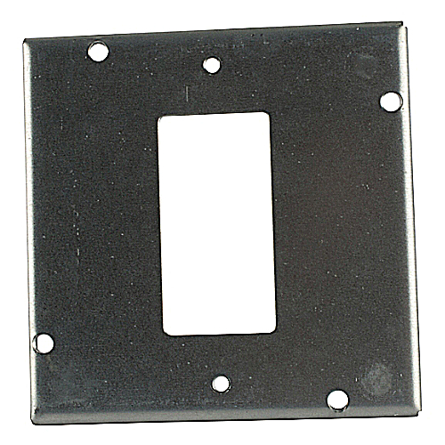 Steel City RSL-16 COVER F/GFI RCPT