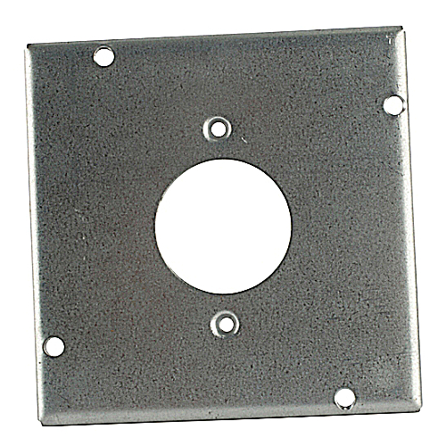 Steel City RSL-4 COVER F/RCPT 1-19/32