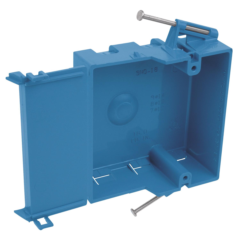CARLON SNO-18 Thermoplastic Box