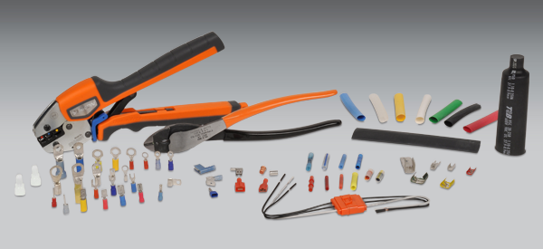 To Assure Premium Connection With Less Work In A Line That Includes Insulated And Non Terminals Splices Wire Joints Disconnects Ferrules
