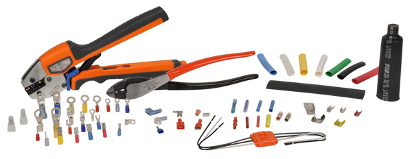 That Includes Insulated And Non Insulated Terminals Splices Wire Joints Disconnects Ferrules Heat Shrinkable Terminals Splices And Disconnects
