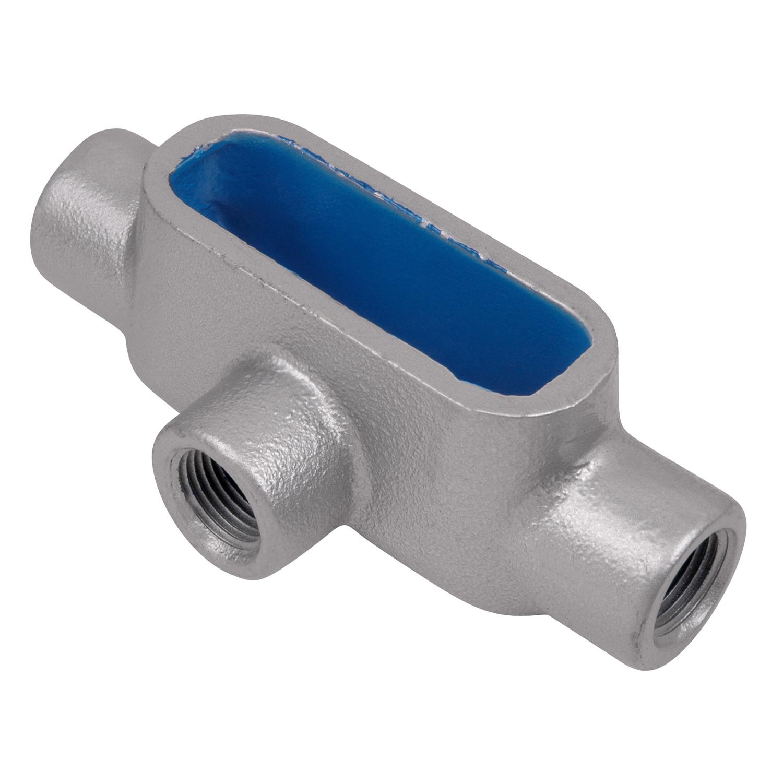OCAL T27-G 3/4 PVC CTD T COND BODY
