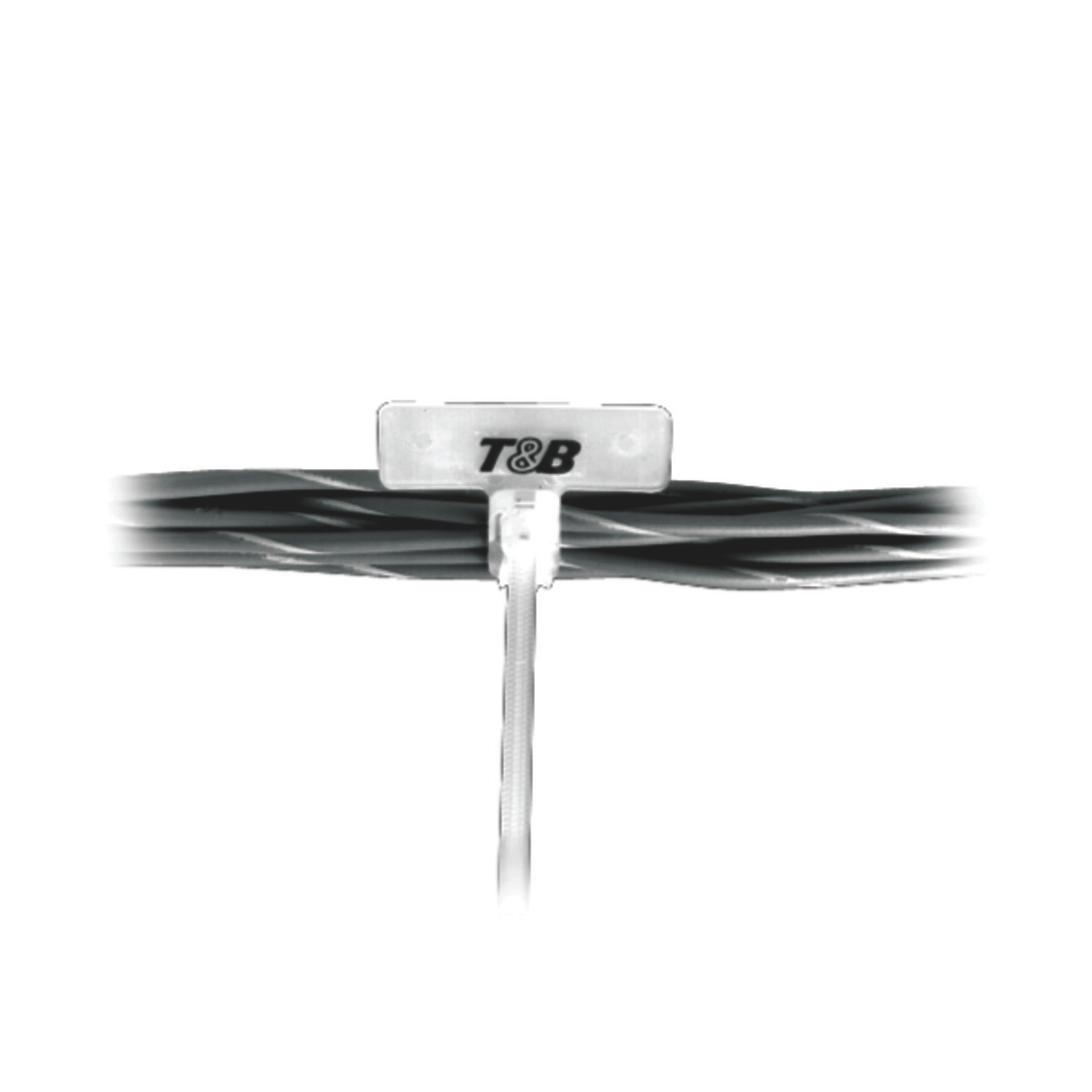 T&B TC524 CABLE TIE NYLON SNAP-ONID