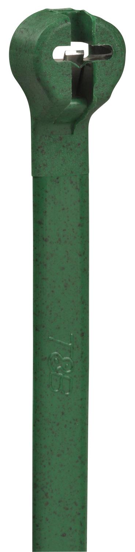 CABLE TIE 175LB 35IN GREEN NYLON