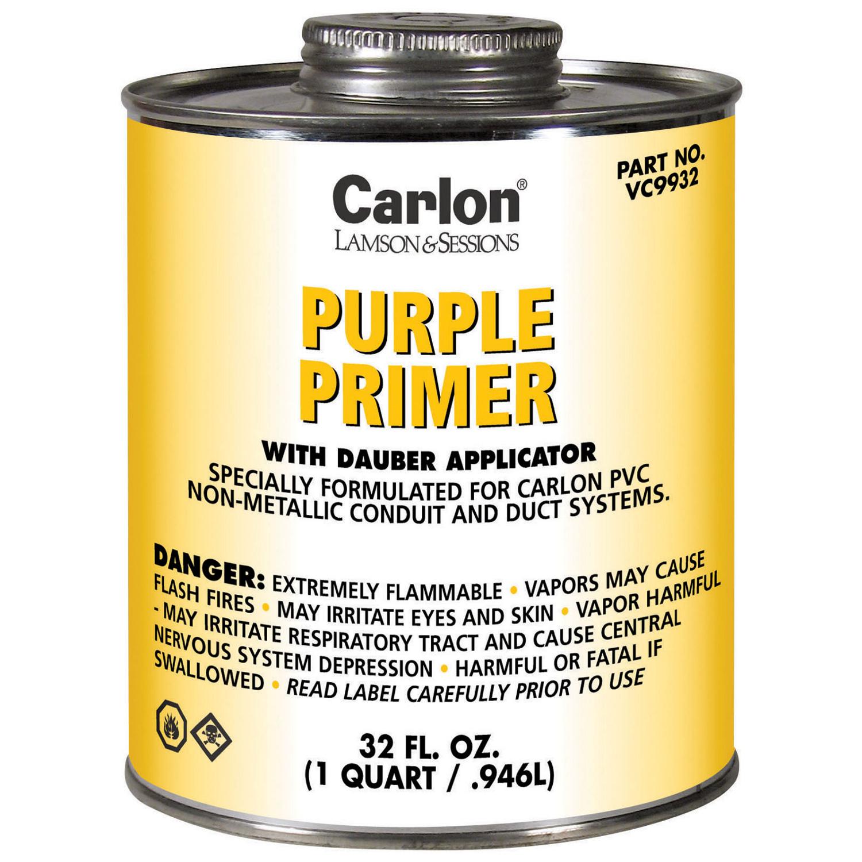 CARLON VC9932 PURPLE PRIMER QUART
