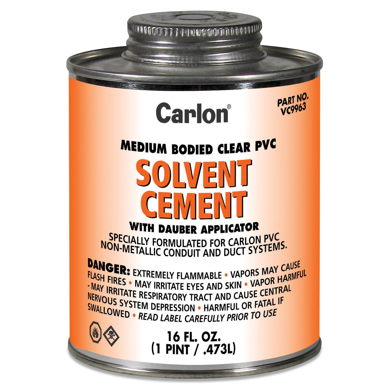 CARLON VC9962 CLEAR CEMENT QUART