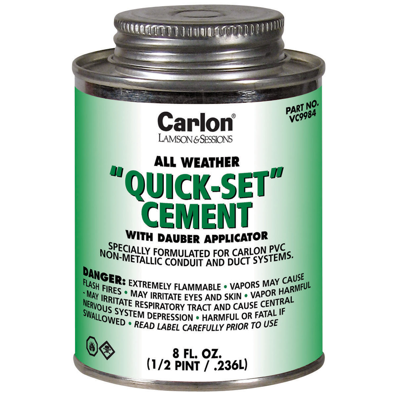 CARLON VC9982 CLEAR CEMENT QUARTM
