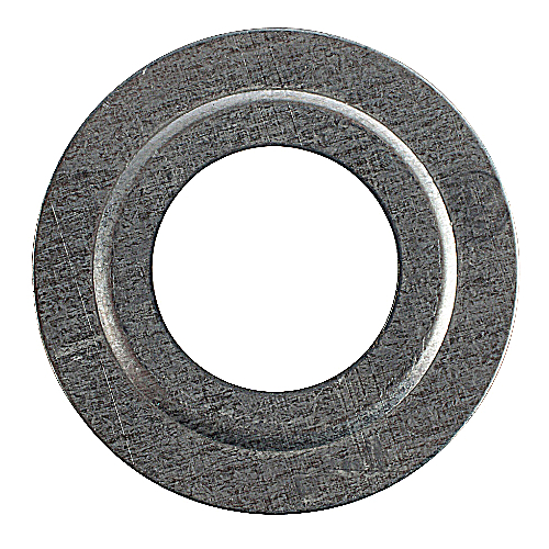 Steel City WA-121 3/4 In to 1/2 In Steel-Zinc Plated Conduit Reducing Washer