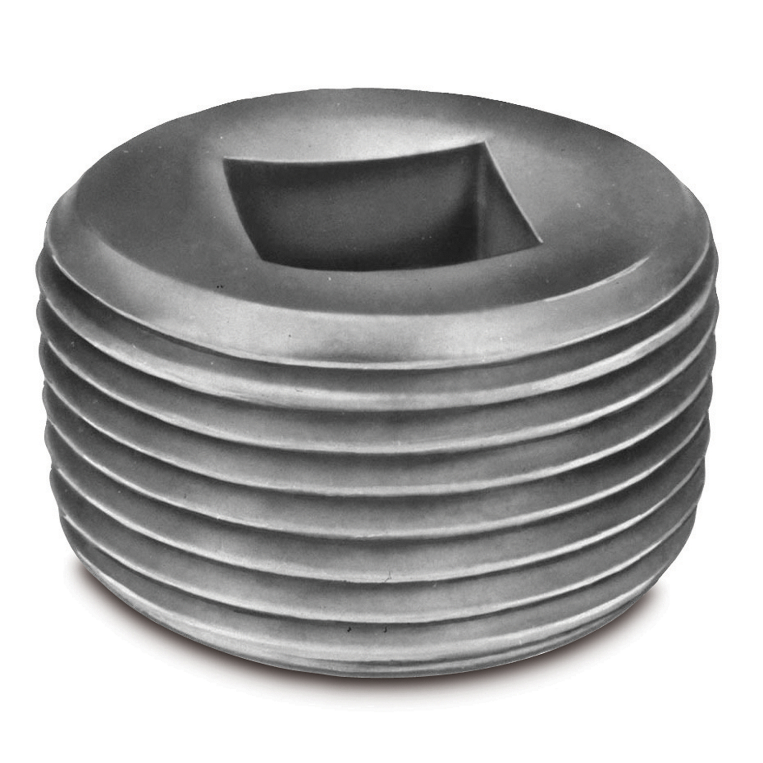 T&B Industrial Fitting Recessed Plug, 3/4 in, For Use With: Rigid/IMC Conduit, Aluminum, Zinc Plated