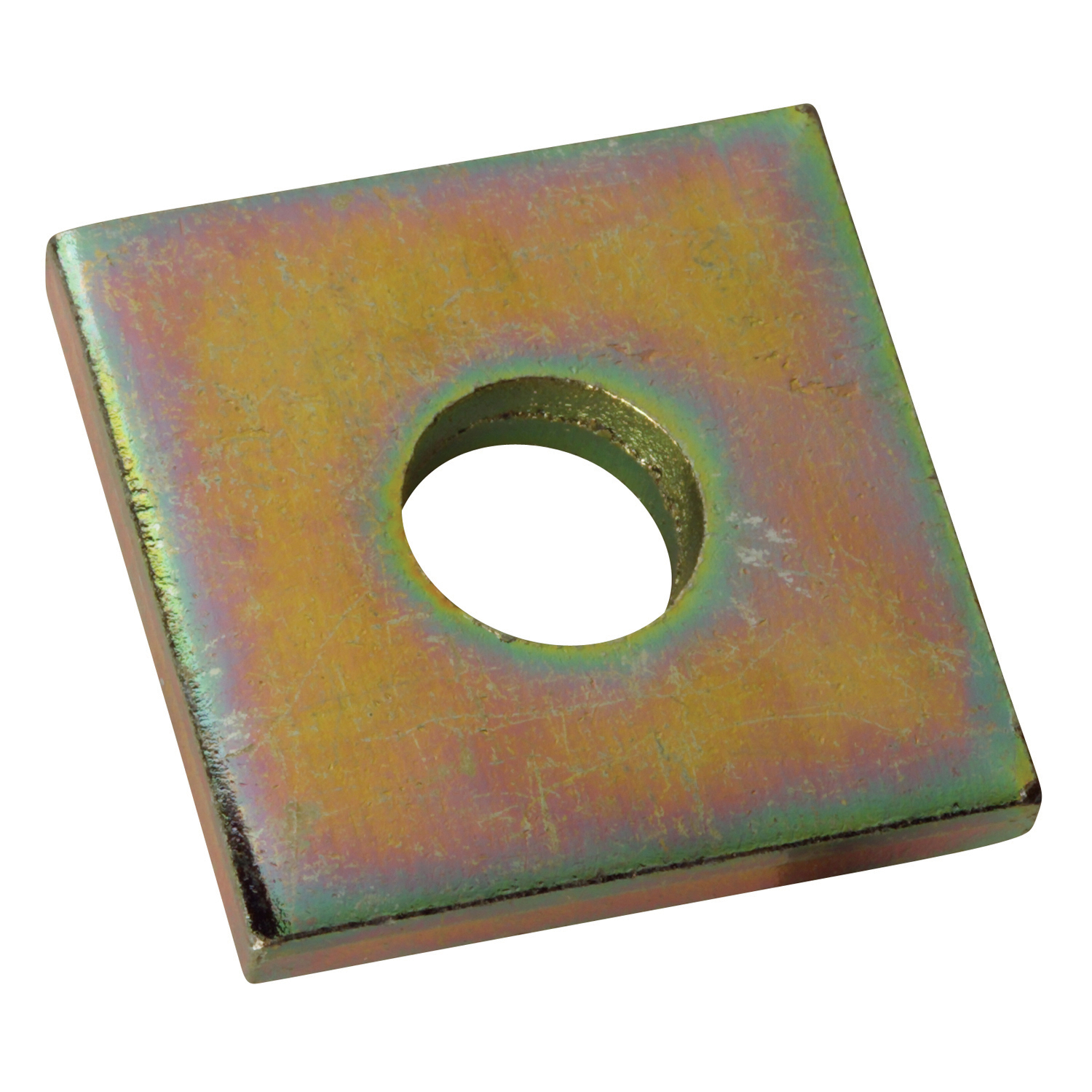 "Steel-City H119D 1/2"" Square Washer, Steel"