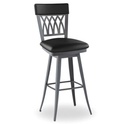 amisco oxford 34 inch swivel counter stool. Black Bedroom Furniture Sets. Home Design Ideas