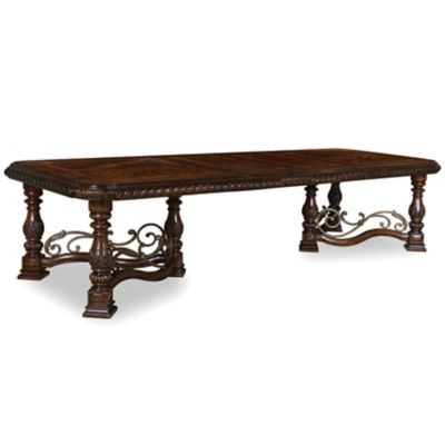 A R T Furniture Valencia Trestle Dining Table