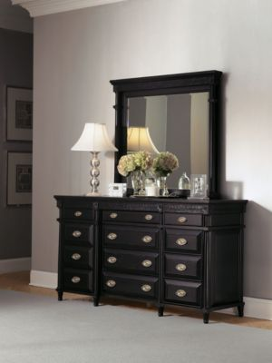 Aspenhome Young Classics Dresser With Mirror