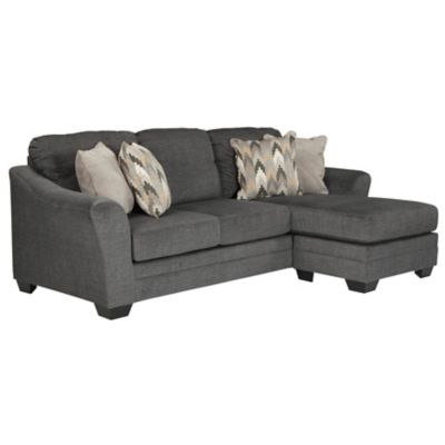 Benchcraft braxlin sofa chaise for Benchcraft chaise lounge
