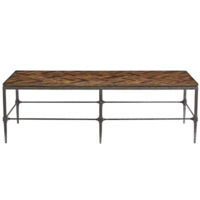 Bernhardt everett rectangular cocktail table Bernhardt coffee tables