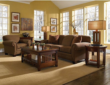 Broyhill Ava Piece Sofa And Chair Set
