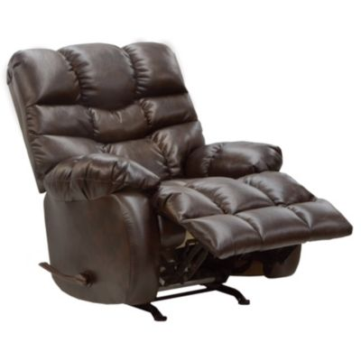 Catnapper berman chaise rocker recliner in coffeebean for Catnapper reclining chaise