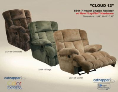 mouse over image for a closer look - Catnapper Recliner