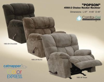 mouse over image for a closer look - Catnapper Recliners