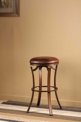 Hillsdale Furniture Kelford Backless Swivel Counter Stool