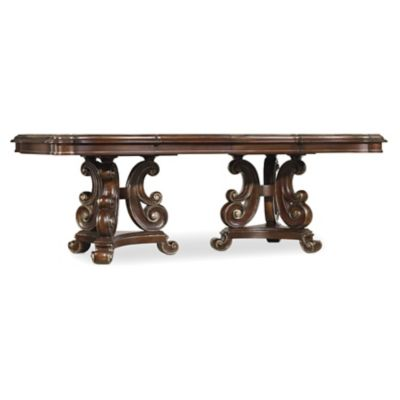 home dining tables hooker furniture dining room grand palais