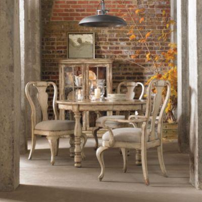hooker furniture wakefield 5 piece dining set