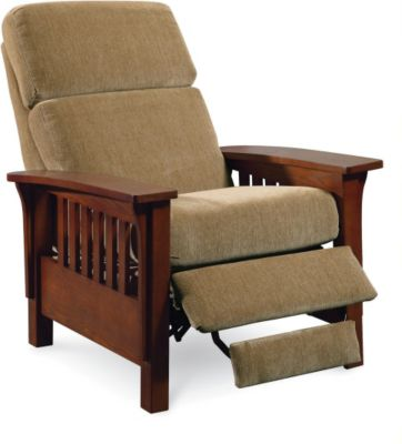 Lane Furniture Leather Recliners Home - Recliners & Chairs - Lane Mission Hi-Leg Recliner - You Choose ...