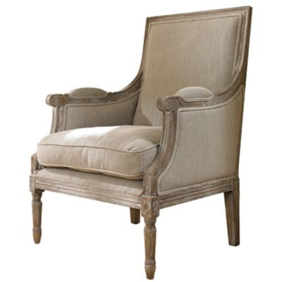 Padma 39 S Plantation Carolina Beach Lounge Chair In Sand Linen