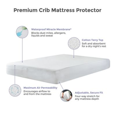 Crib Protect A Bed Premium Mattress Protector