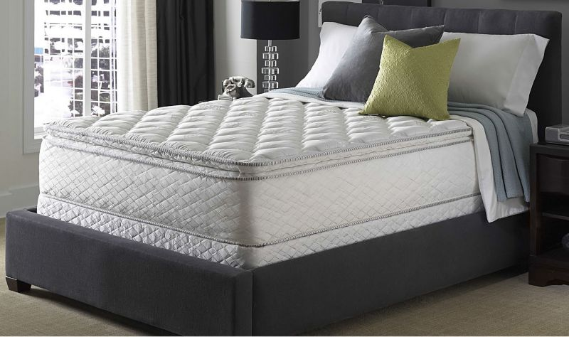 Serta Perfect Sleeper Silver Suite Supreme Pillowtop Mattress