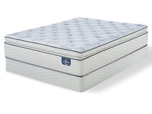 Serta Sertapedic Hardwick II Super Pillow Top Plush Mattress