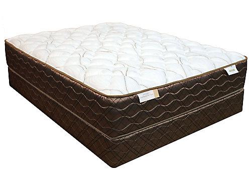 Full spring air back supporter saint lucia firm mattress for Spring air mattress