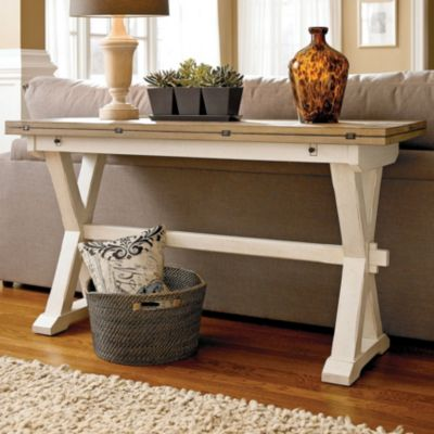 dropleaf console table 2