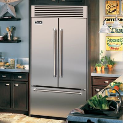High Quality Viking Introduces New Professional Built In French Door Bottom Freezer   Old