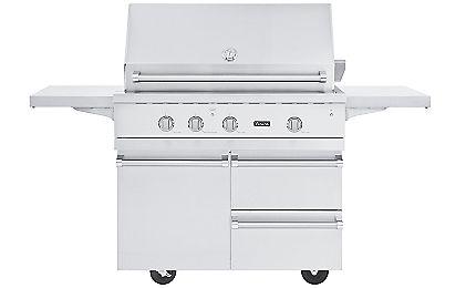 viking bbq grill 42 inch VGBQ54224NSS