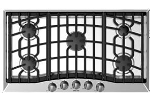 plaques de cuisson brigade par viking range llc. Black Bedroom Furniture Sets. Home Design Ideas