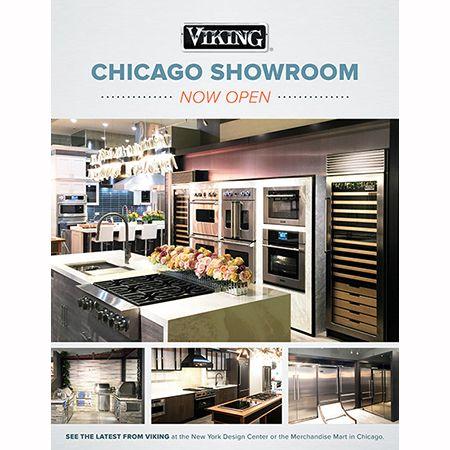 Chicago Showroom Viking Range Llc