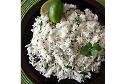 Cilantro-Lime Pilaf