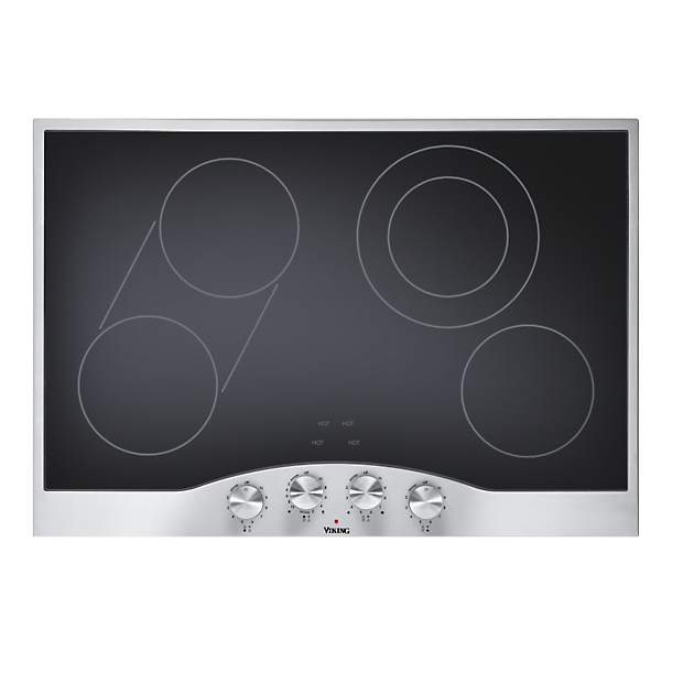 Viking Electric Cooktop ~ Quot electric radiant cooktop decu viking range llc
