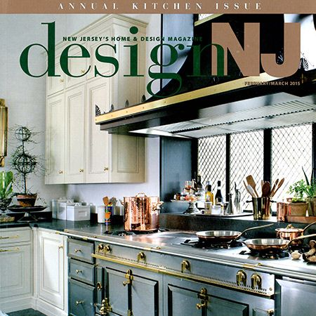 Viking Professional Appliances Featured in Design NJ. - Viking ...