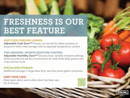 Freshness Is Our Best Feature