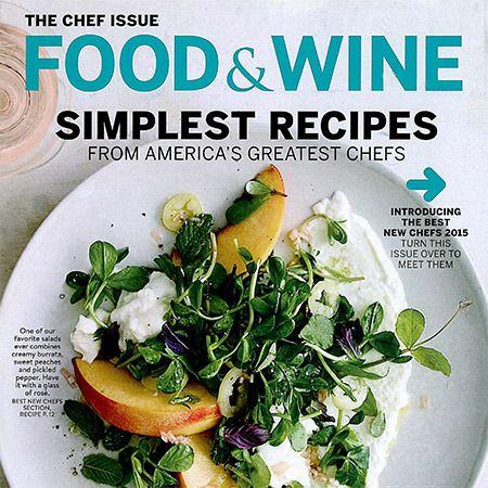 Food wine magazine features viking professional range viking food wine magazine features viking professional range forumfinder Gallery